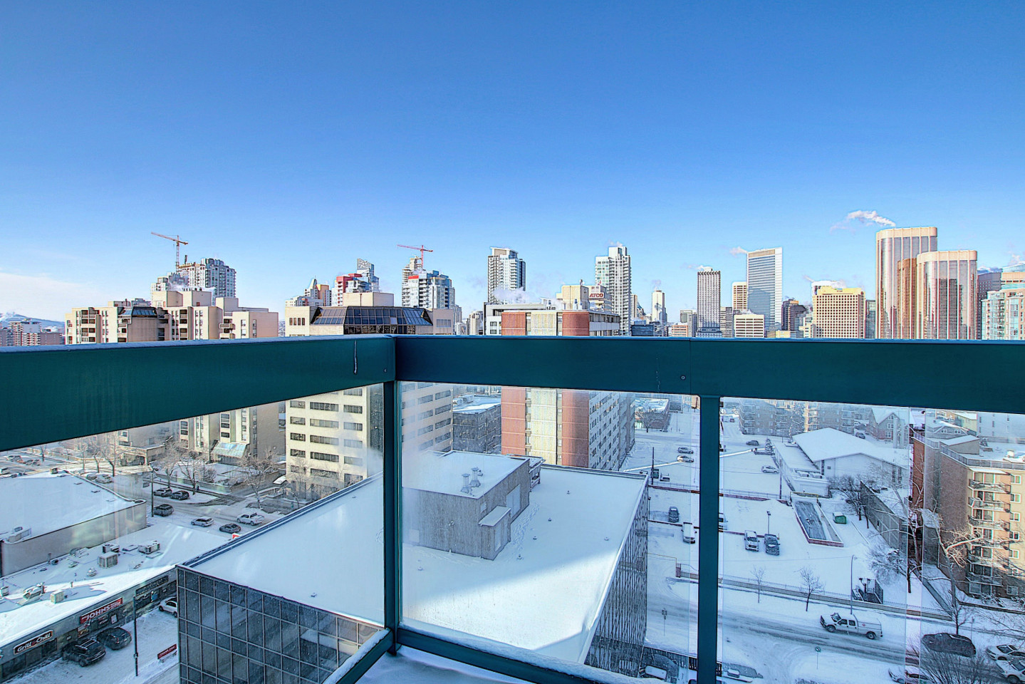 1407, 836 15 Avenue SW, Calgary, Alberta T2R 1S2, 2 Bedrooms Bedrooms, ,2 BathroomsBathrooms,Condo,For Rent,15 Avenue SW,1407,1109